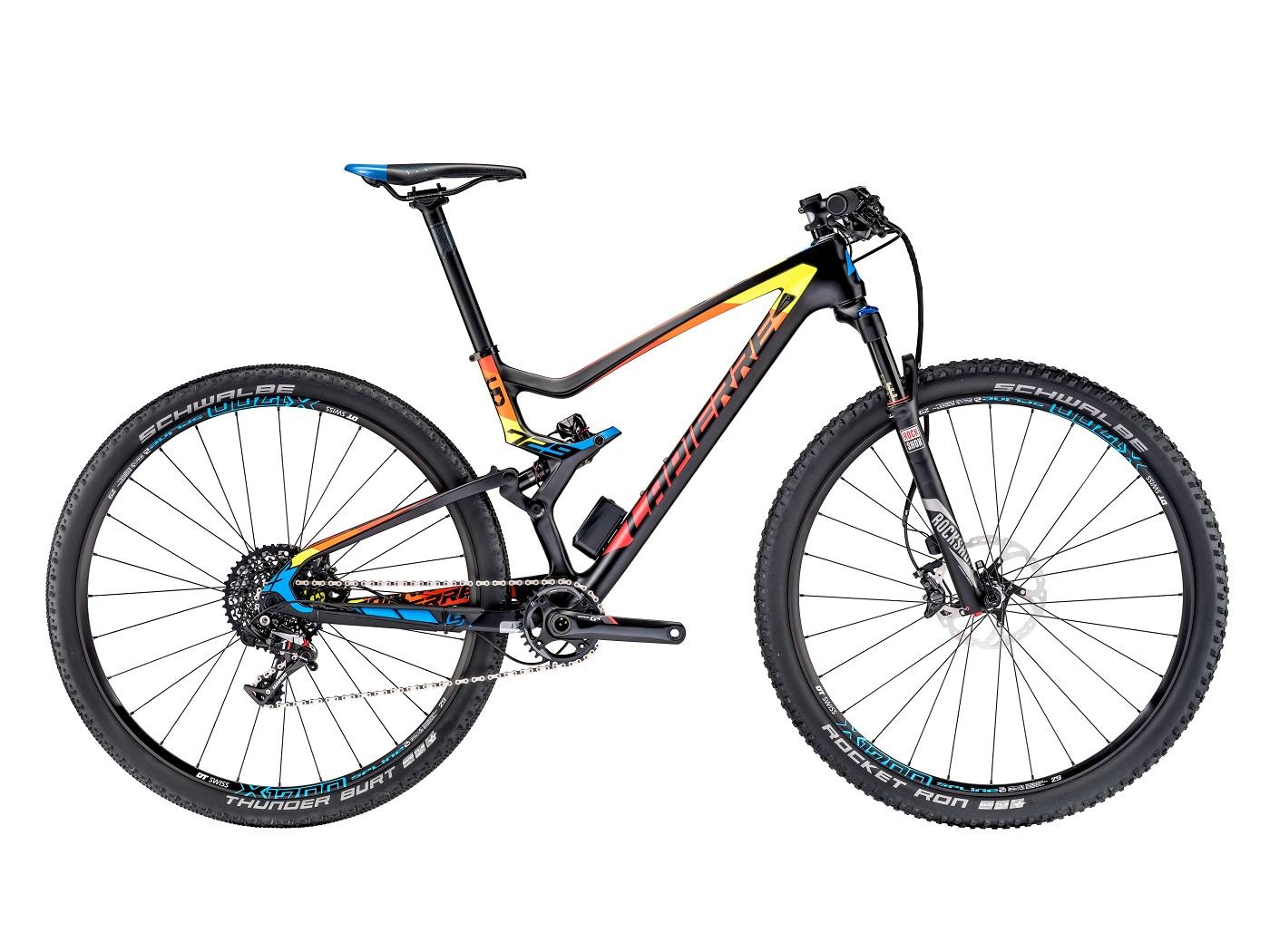 XR 729  Carbon E:I 2016