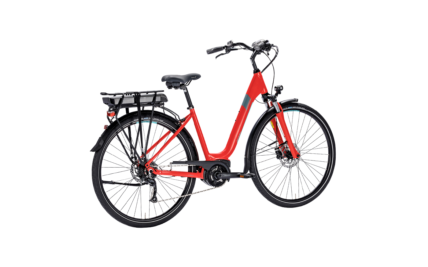 OVERVOLT URBAN 400 RED