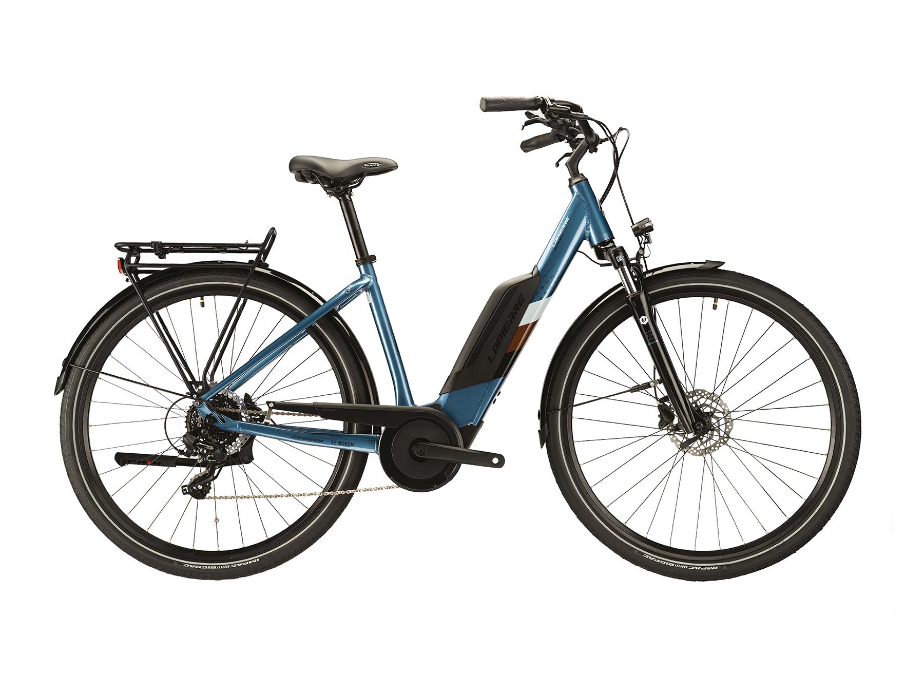 Overvolt Urban 3.4 Lapierre la marque française de vélo électrique